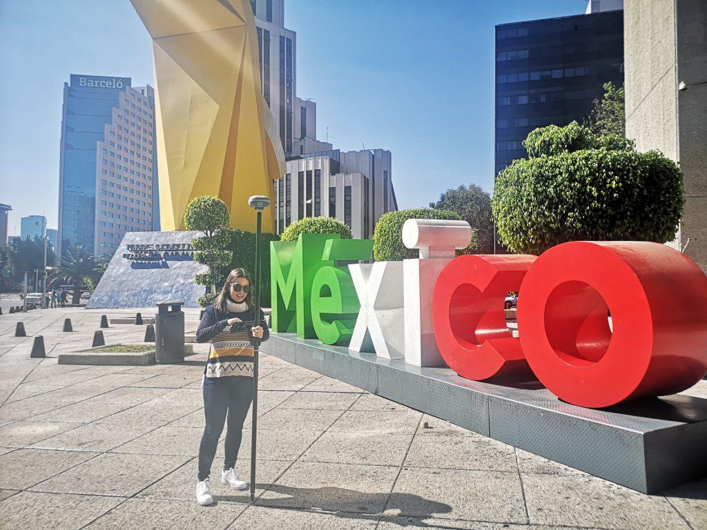 UNI-GR1 y Surveypole México